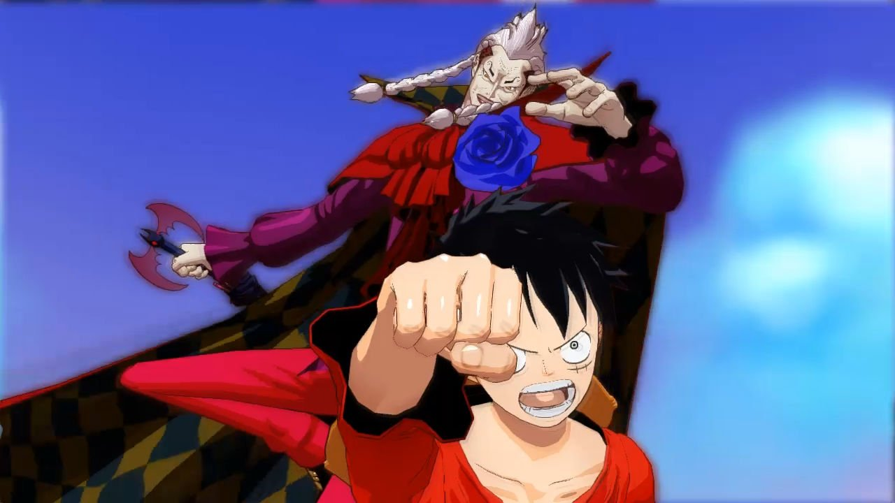 One Piece: Unlimited World RED Is All About A Raccoon 1