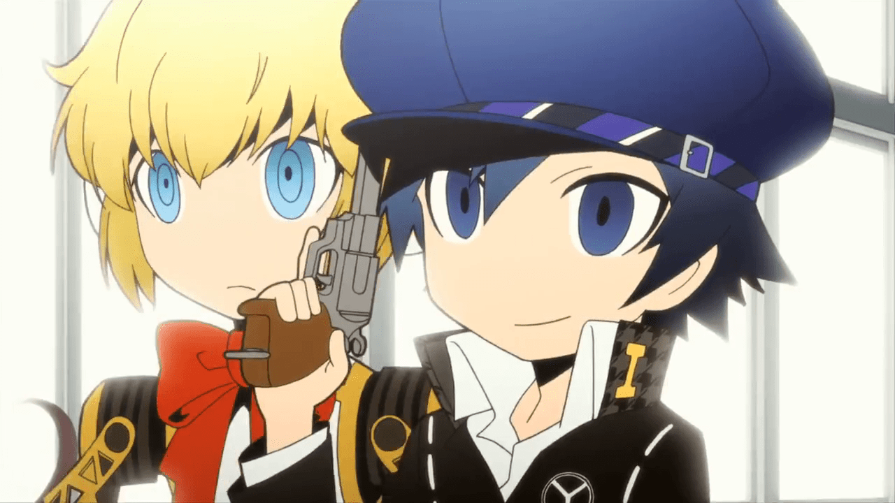 Naoto And Ken Join The Battle In Persona: Q 2