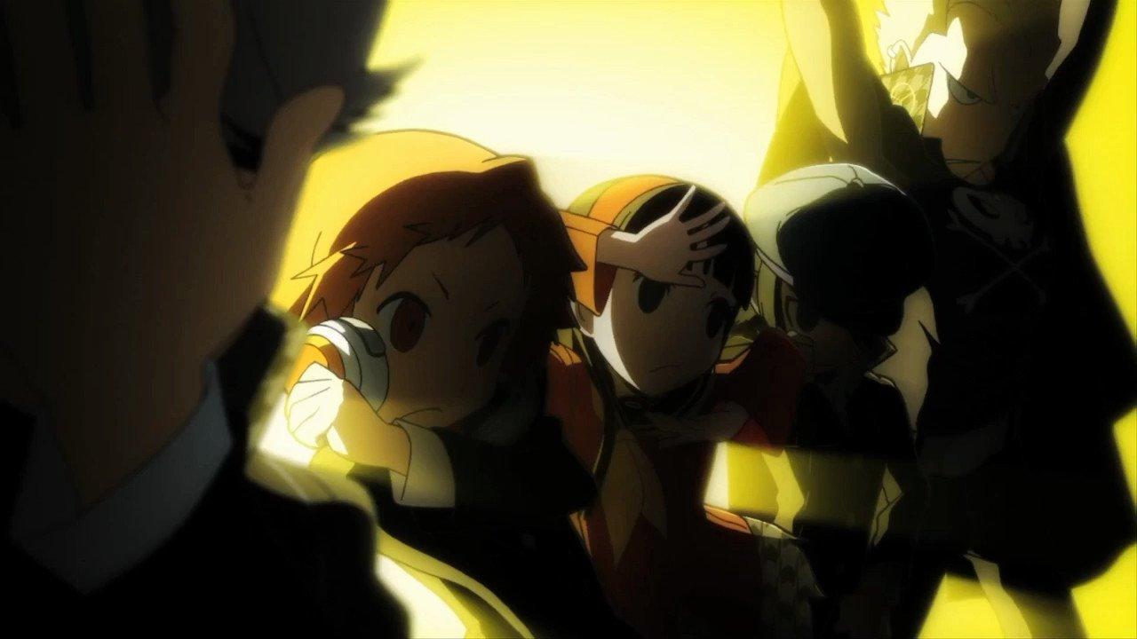 Koromaru and Kanji Show Off In Persona Q - 2014-03-28 13:08:56