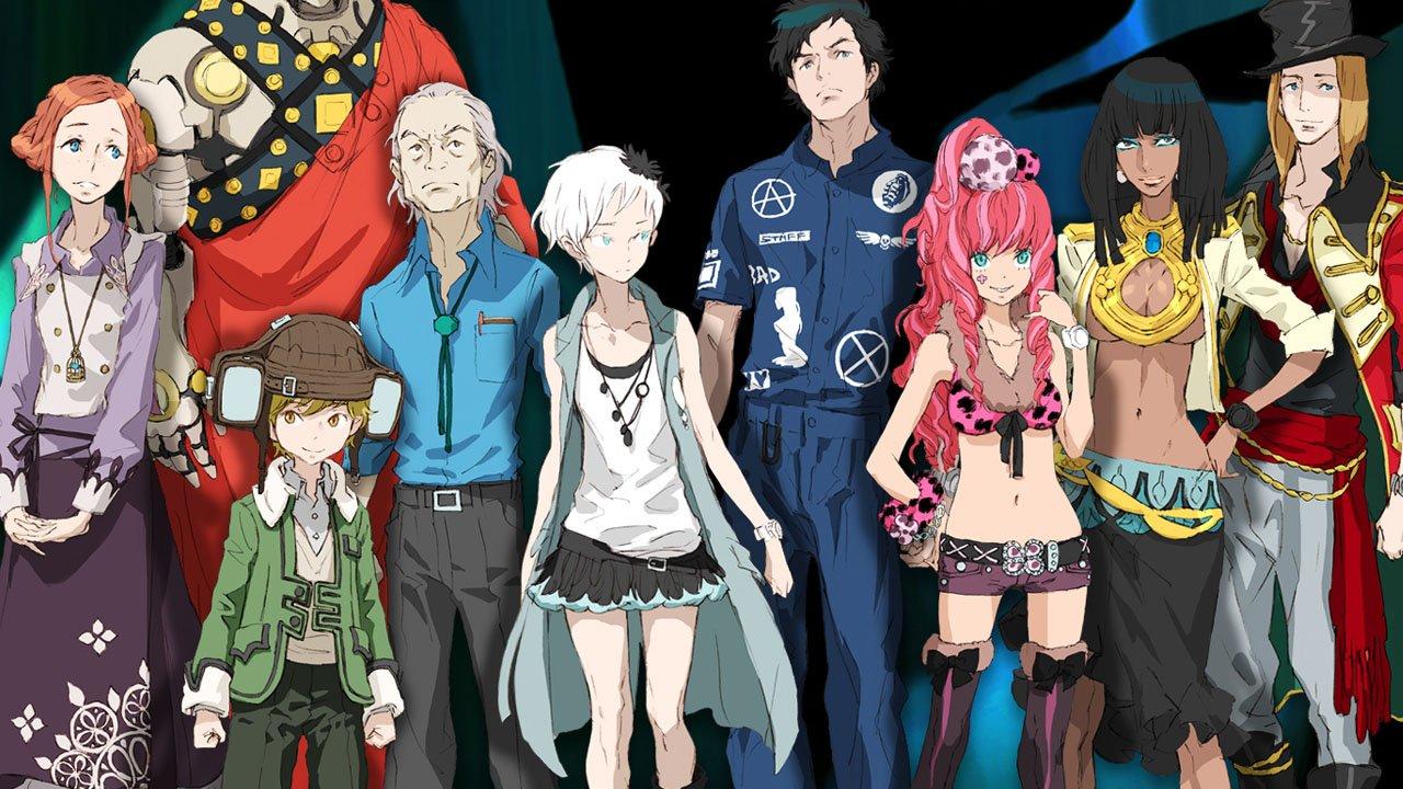 Virtue's Last Reward and the Lack of Visual Novels 4