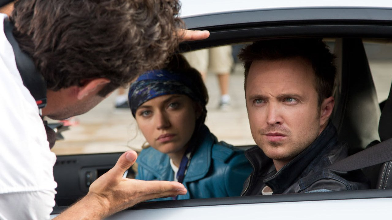 A Need for Speed: Interview With Scott Waugh And Aaron Paul 1