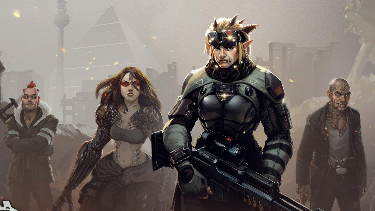 Shadowrun: Dragonfall (PC) Review 2