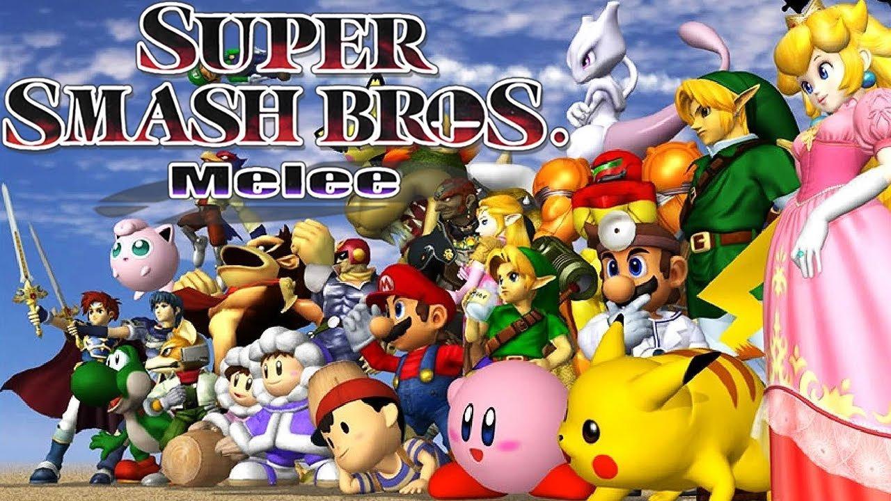 Super Smash Bros. Melee Coming Back To EVO