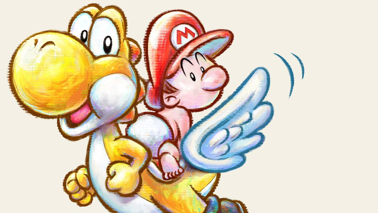 Yoshi's New Island (3DS) Review 3