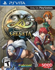 Ys: Memories of Celceta (Vita) Review 4