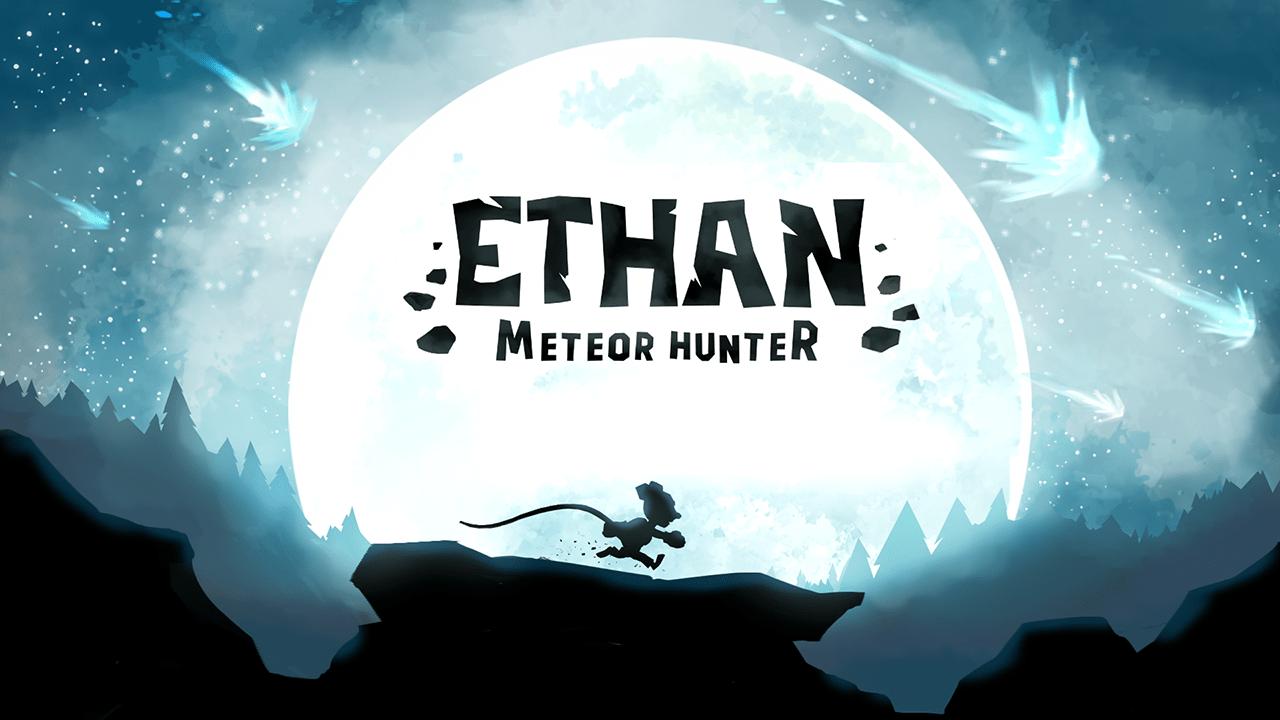 Ethan: Meteor Hunter Crashes into the Vita Next Week 1