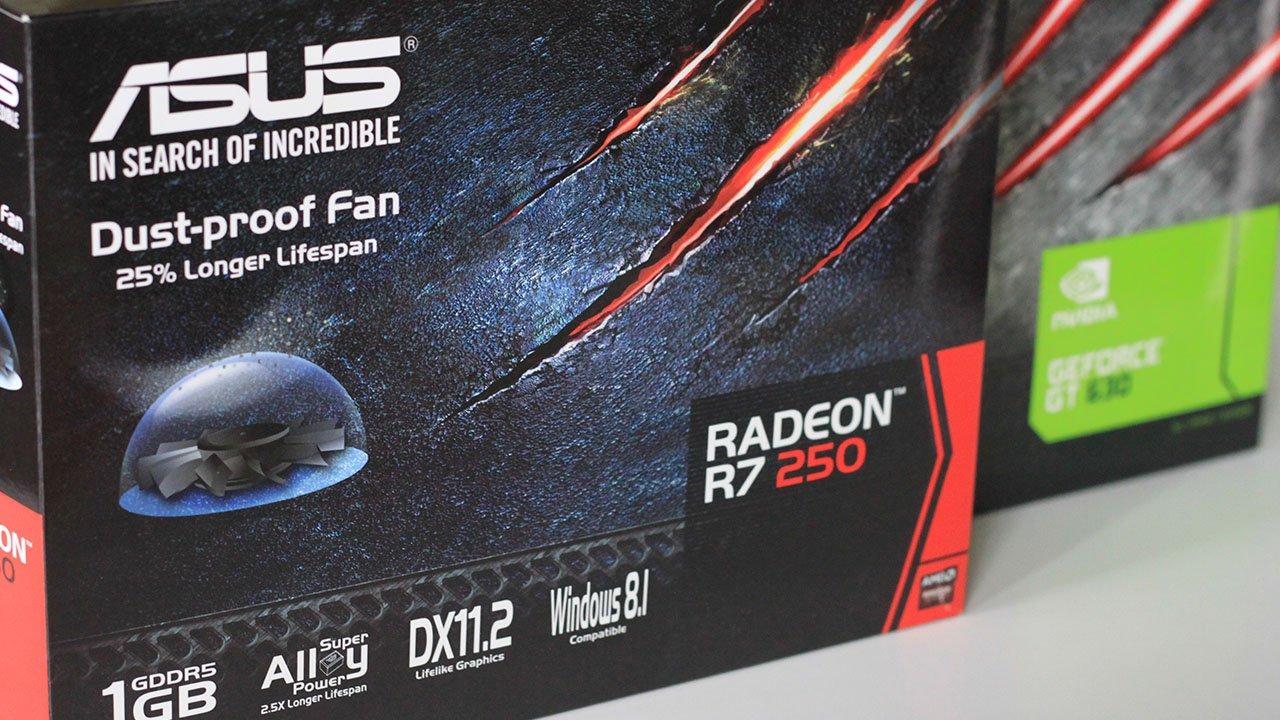 Video Card Battle: NVIDIA GeForce GT 630 vs AMD Radeon R7 250 - 2014-04-16 12:41:45