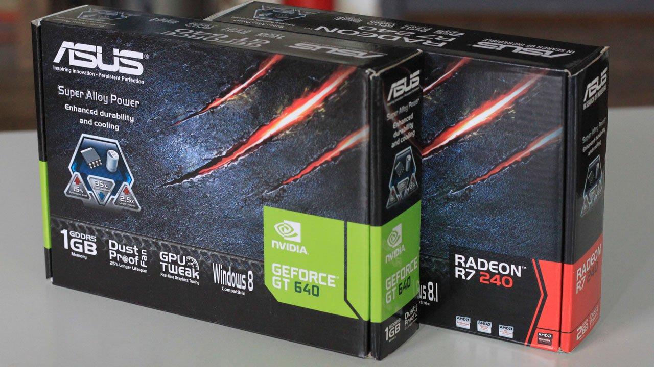 Video Card Battle: NVIDIA GeForce GT 640 vs AMD Radeon R7 240 - 2014-04-16 12:27:58