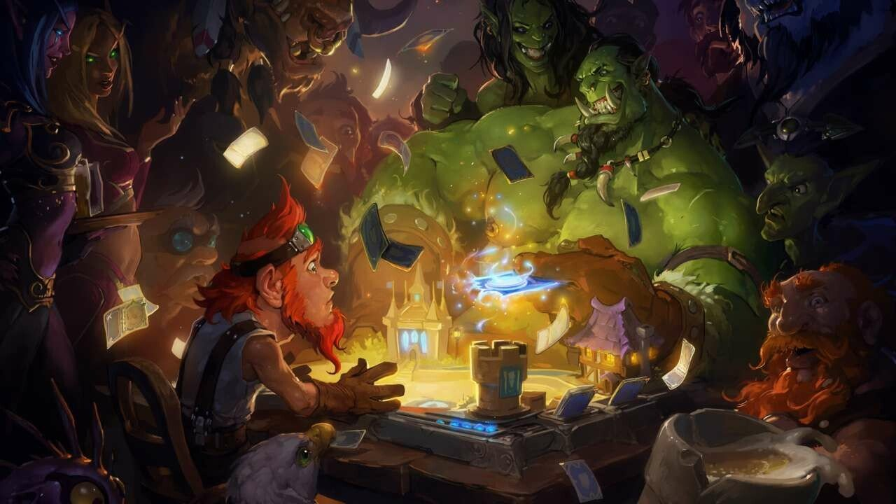 New Single Player Hearthstone Adventure Announced - 2014-04-11 13:13:31