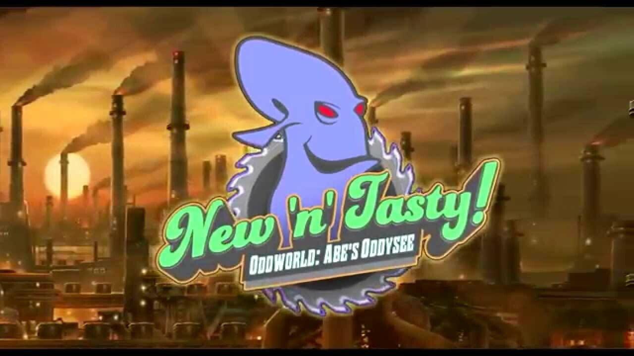 New 'N' Tasty Oddworld News - 2014-04-25 15:40:23