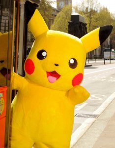 "Pikachu Joins London's ""Year Of The Bus"""