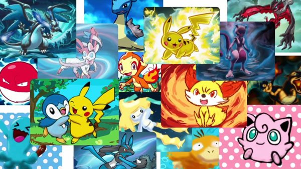 Draw A Pikachu In Pokemon Art Academy - 2014-04-30 12:24:07