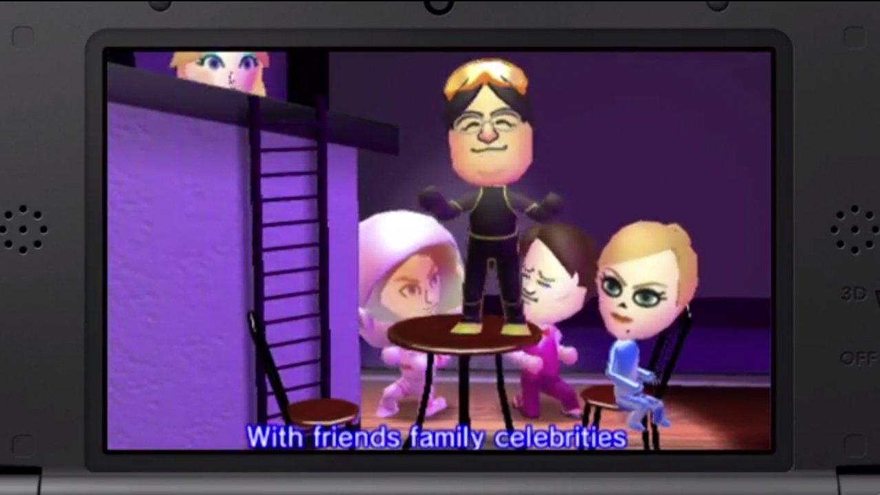 Nintendo Direct: Tomodachi Life