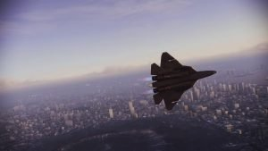 Ace Combat Infinity Given a Flight Date - 2014-04-22 16:31:35