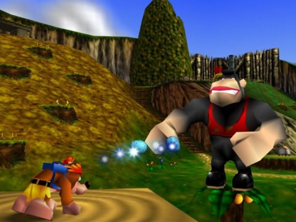 Composer: Spiritual Successor to Banjo-Tooie Has Been Canceled - 2014-04-23 14:24:11
