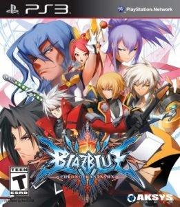 Blazblue: Chrono Phantasma (PS3) Review 3