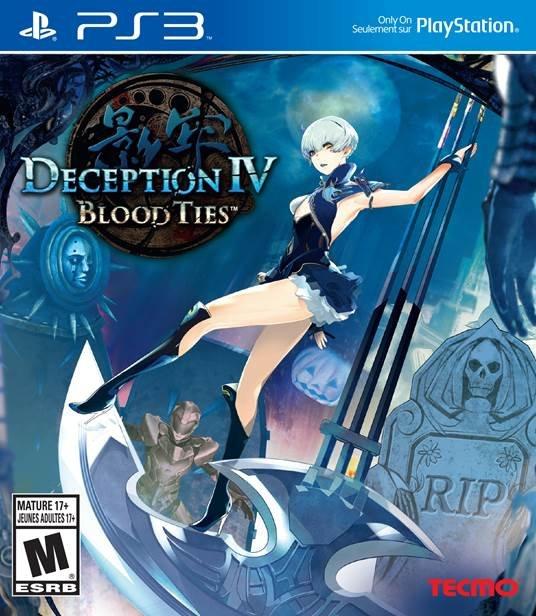 Deception IV: Blood Ties (PS3, Vita) Review 2