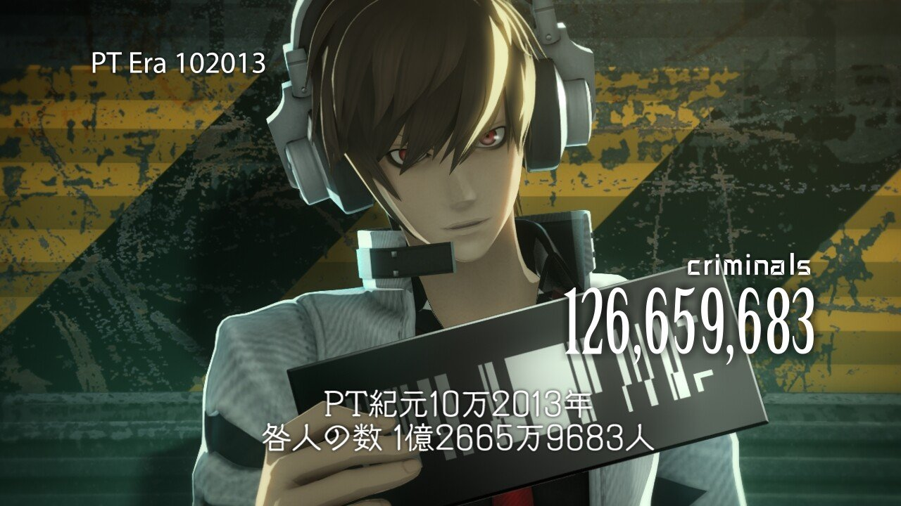 "Freedom Wars Is Reminiscent Of Kafka's ""The Trial"" - 2014-04-14 13:39:11"