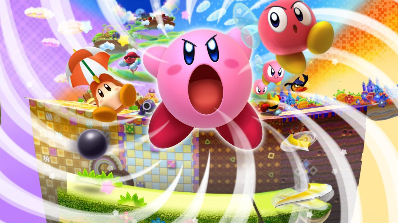 Kirby: Triple Deluxe (3ds) Review 4