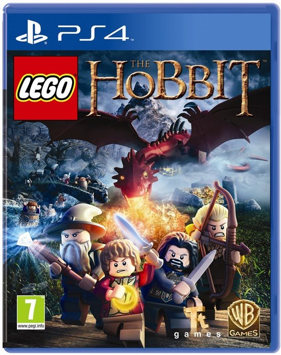 Lego: The Hobbit (3ds) Review 4