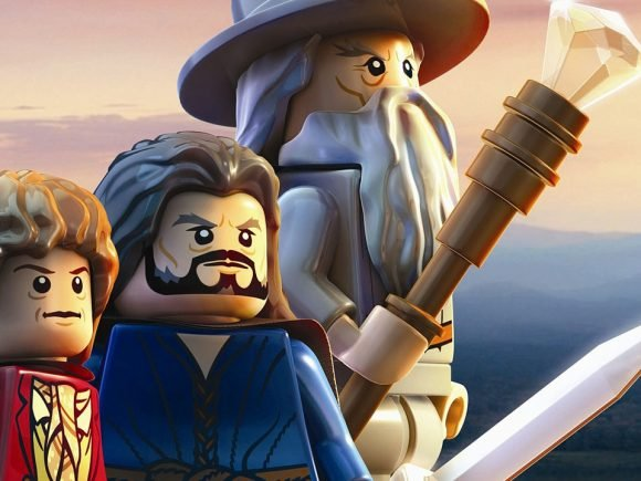 Lego: The Hobbit (3ds) Review 3