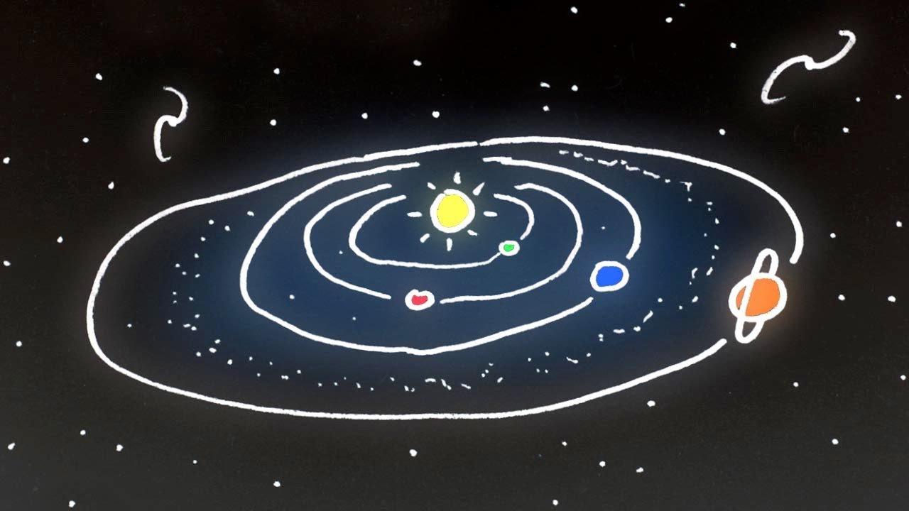 Super Planet Crash inspires interest in science