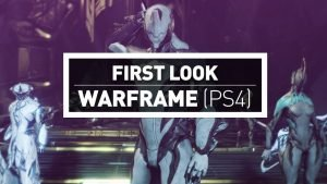 CGM First Look At Warframe on PS4 - 2015-02-01 15:16:23