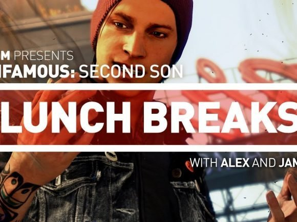 CGM Lunch Breaks - Infamous: Second Son