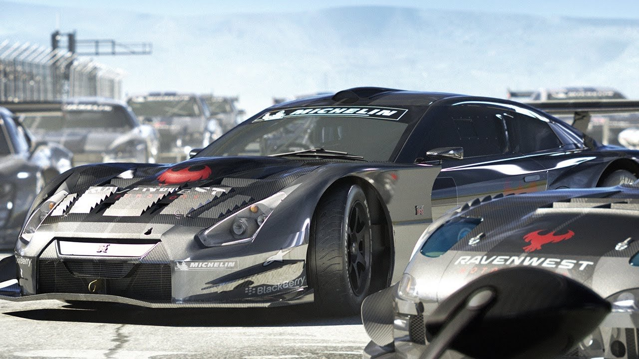 Grid Autosport: The Future of Interactive Racing? 2