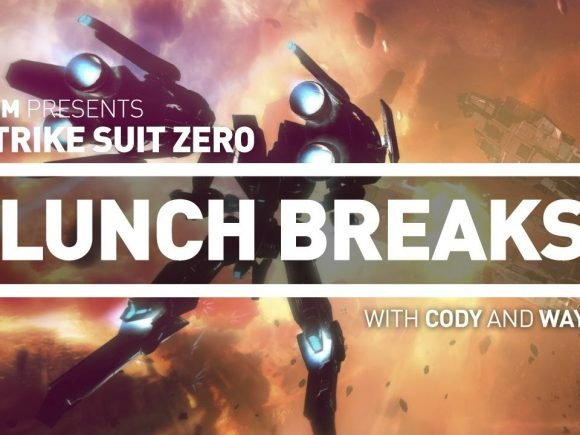 CGM Lunch Breaks - Strike Suit Zero