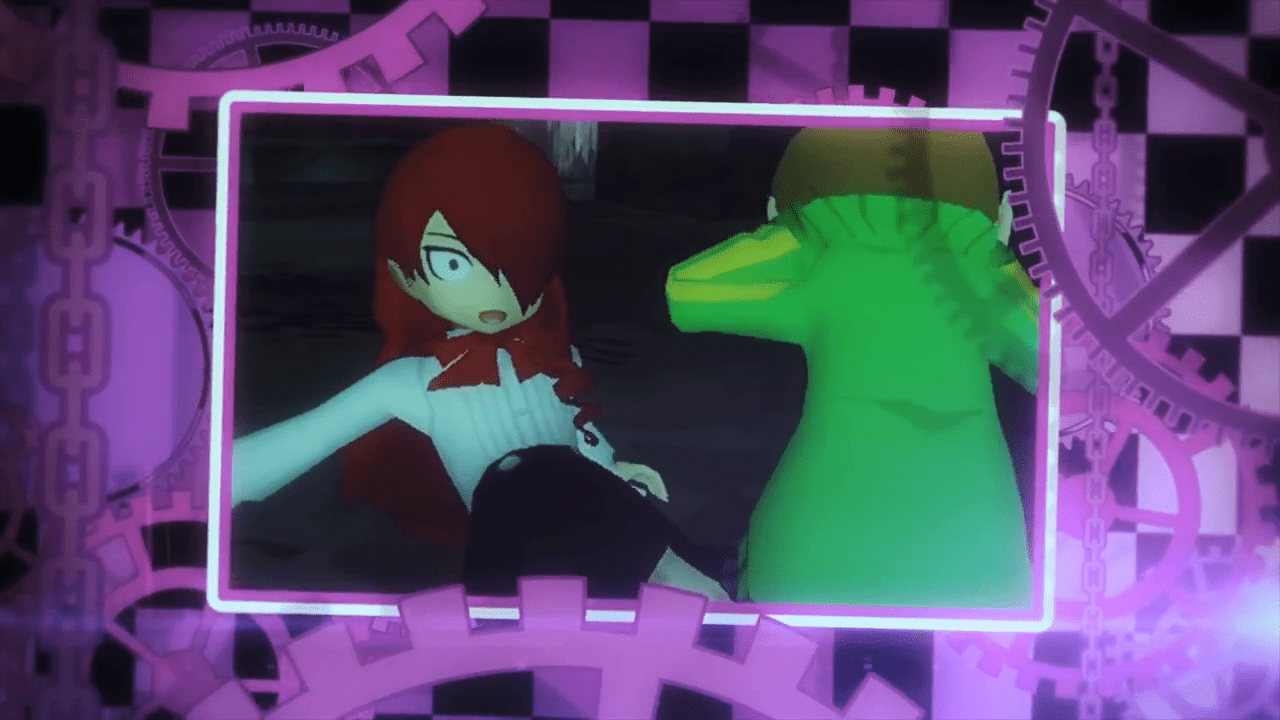 Everyone Has The Wild Card In Persona Q - 2014-04-11 12:56:23