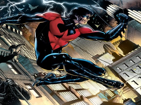 Dick Grayson to become Super-Spy after Forever Evil 1