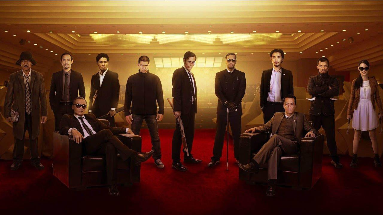 The Raid 2 (2014) Review 5