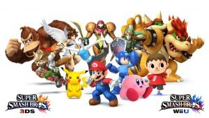 Smash Bros. On 3DS And Wii U Have Different Release Dates - 2014-04-08 18:41:01