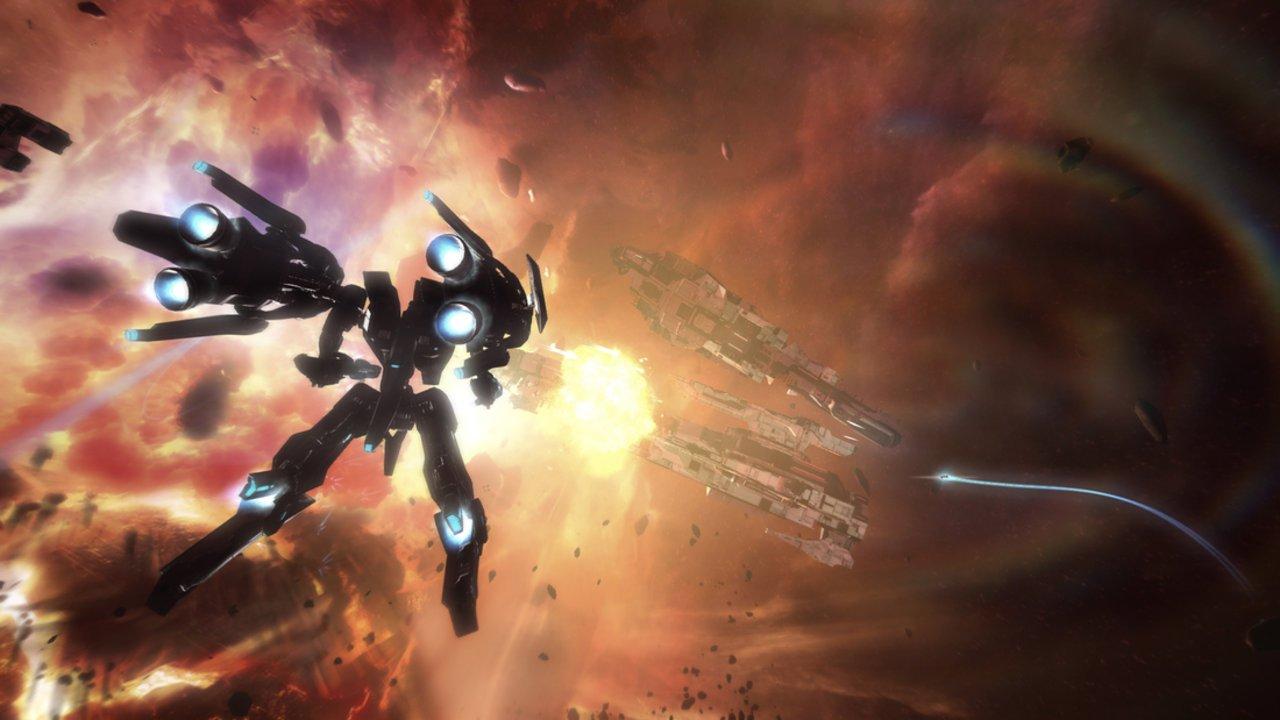 Strike Suit Zero: Director's Cut (PS4) Review 3