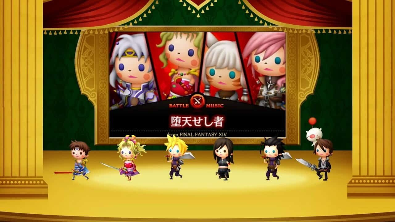 Theatrhythm Final Fantasy Curtain Call Brings Type-0 Characters To The Western World - 2014-04-22 14:53:48