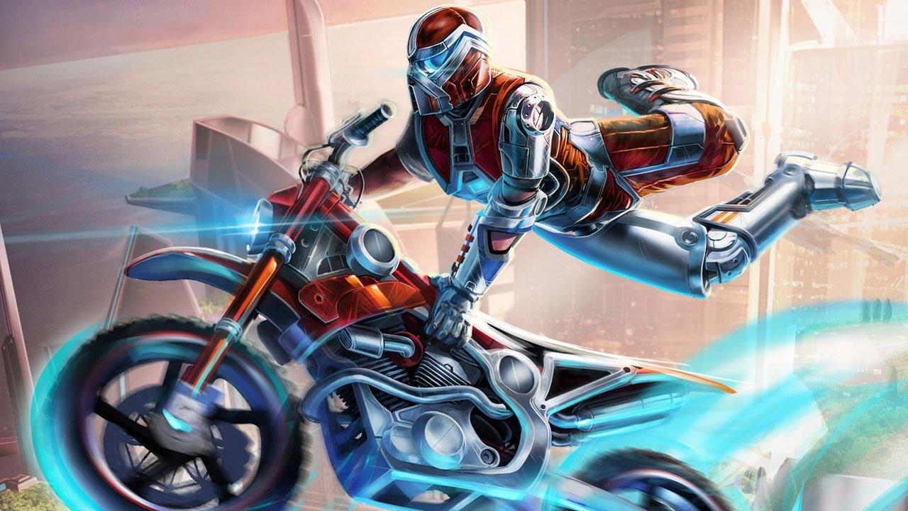 Trials Fusion (PS4) Review 3