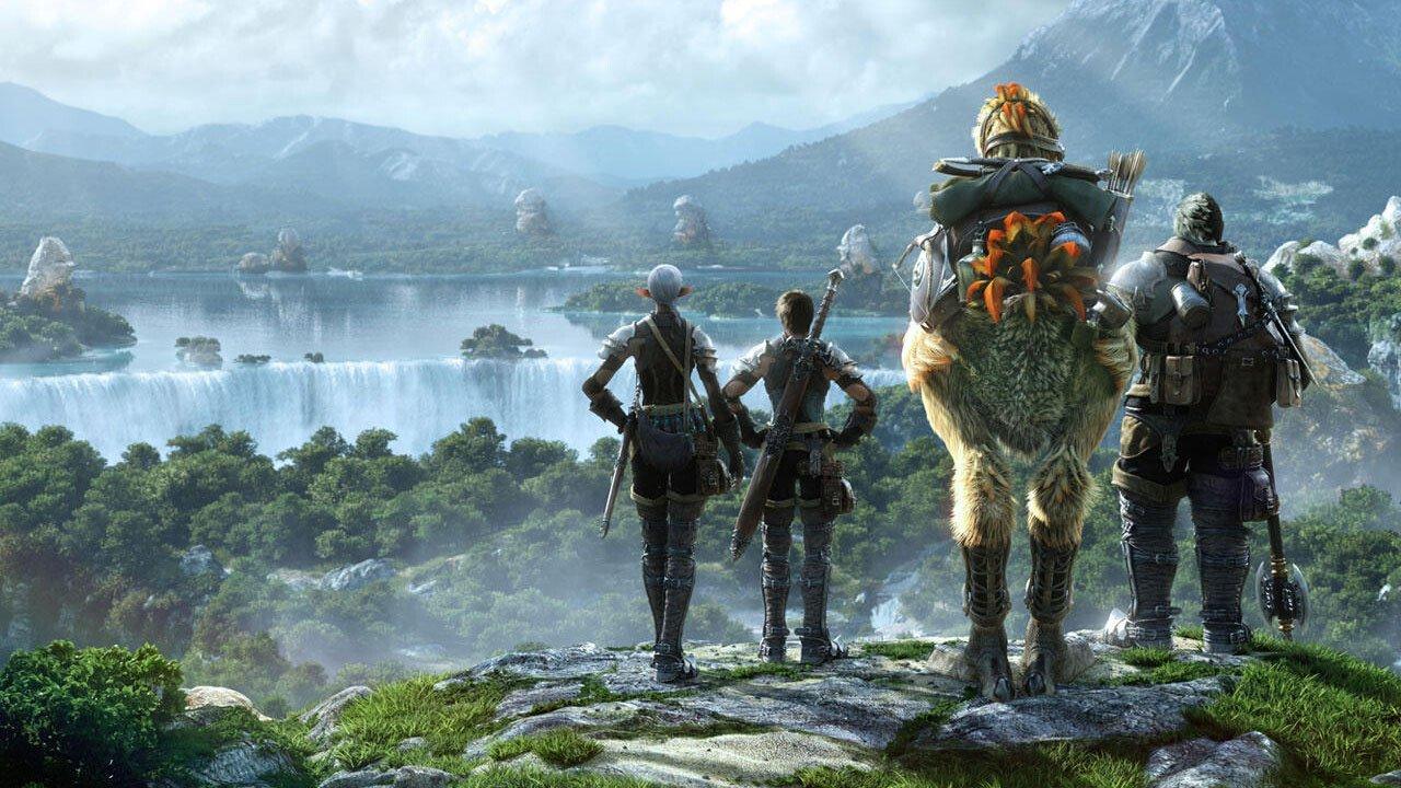 Final Fantasy XIV: A Realm Reborn (PS4) Review 1