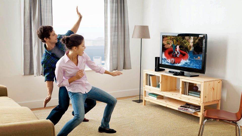 Microsoft'S Xbox Kinect System, First Steps Towards A Microsoft Vr.