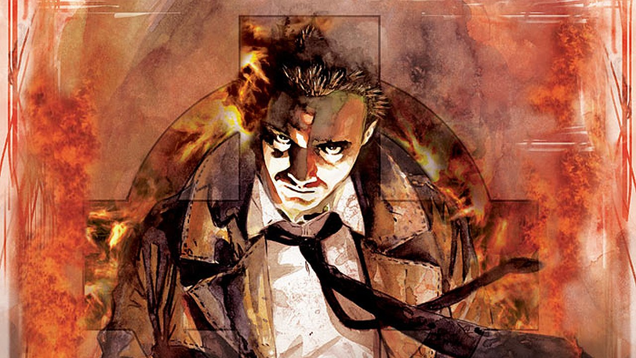 First Trailer for NBC's New Constantine Series Revealed 2