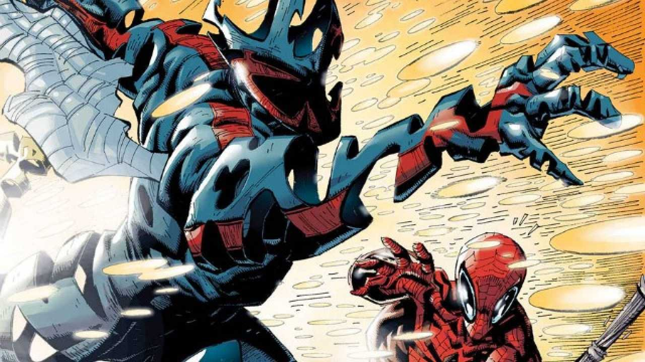 Superior Spider-Man Continues This Summer, Leads Into New Spider-Man Event 1
