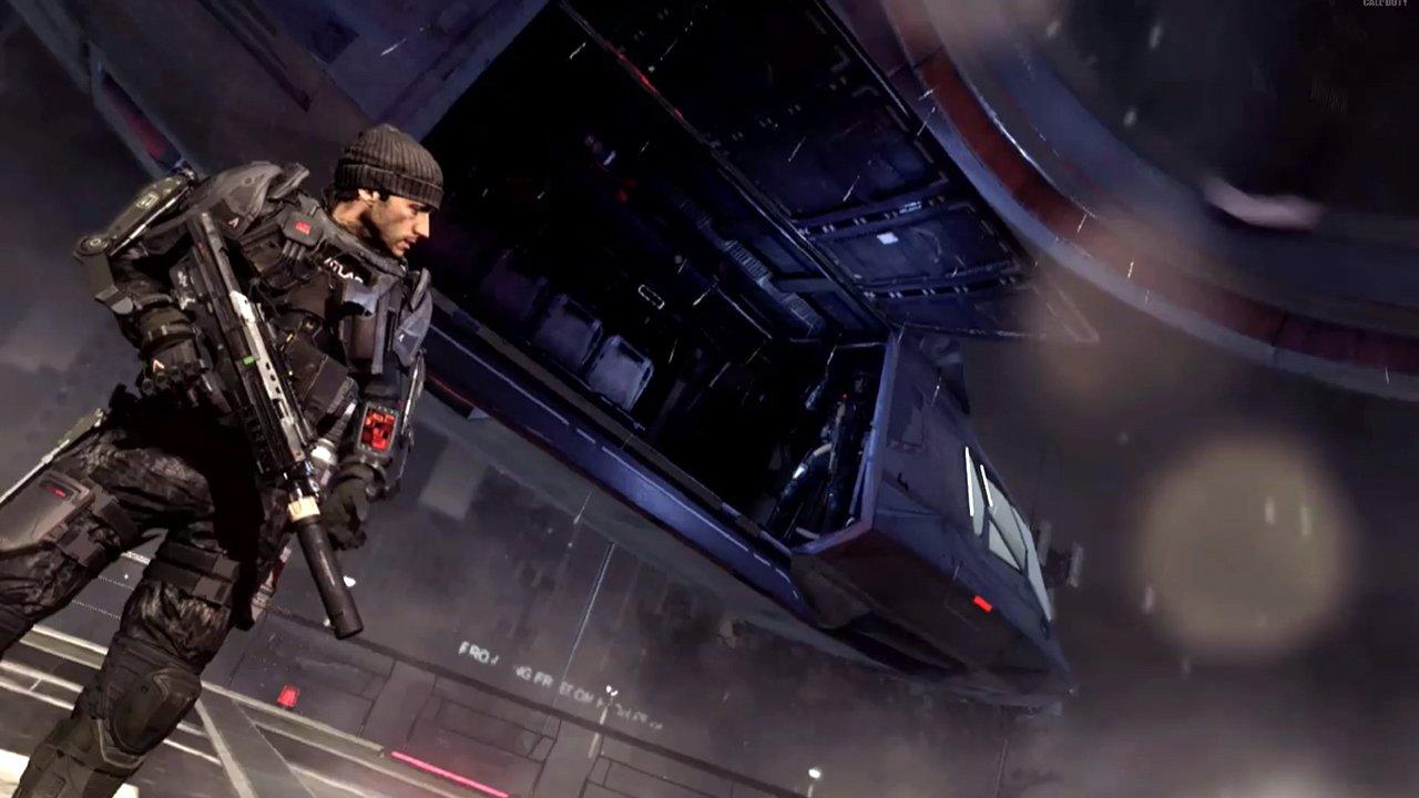 Call of Duty: Advanced Warfare trailer released - 2014-05-02 09:39:41
