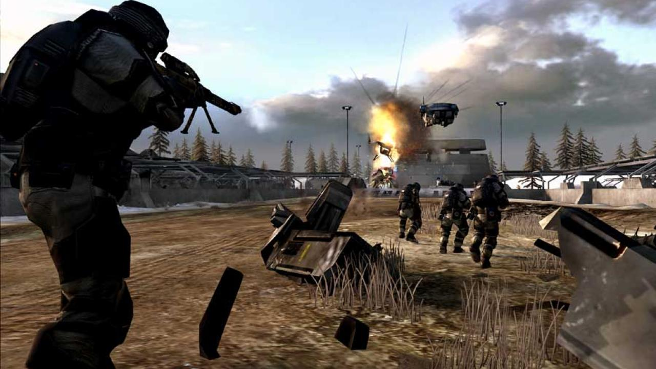 Battlelog Leak Reveals New Battlefield Name