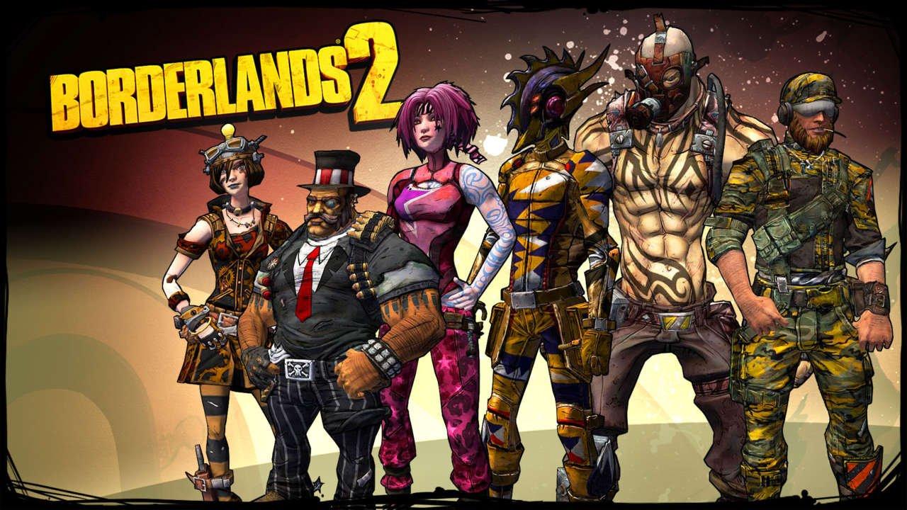 PlayStation Blog Got a Hands on with Borderlands 2 for Vita