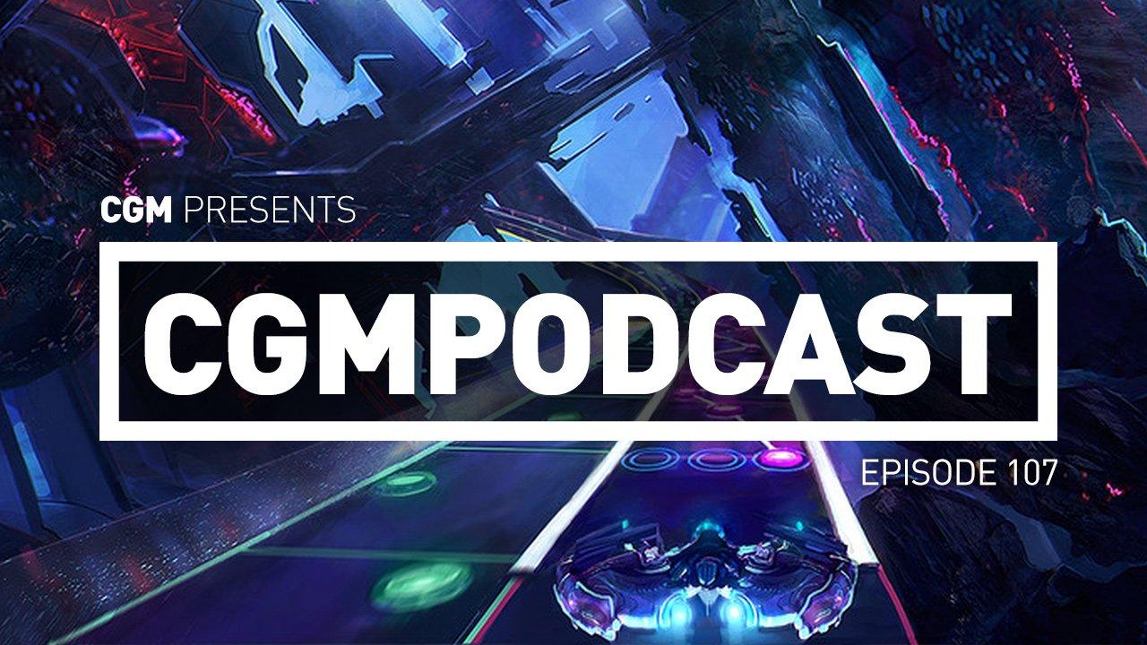CGMPodcast Episode 107 - Lets Visit Gotham