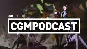 CGMPodcast Episode 109 - Michael Bay and Explosions