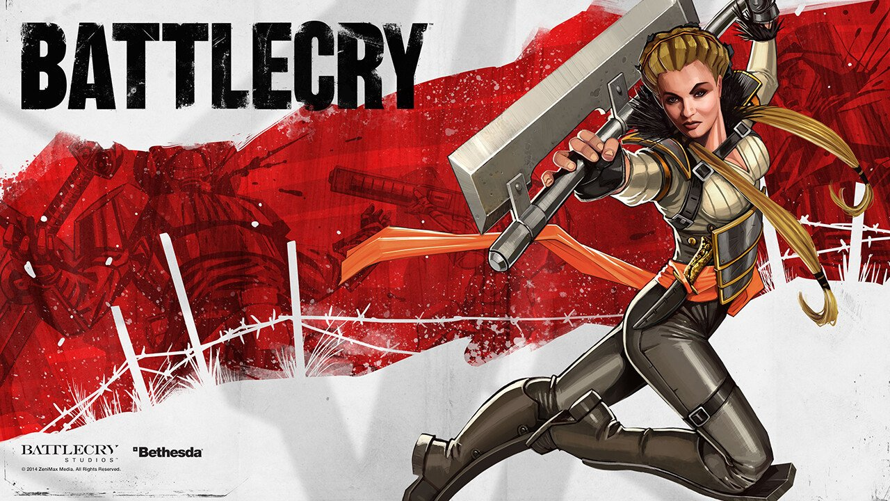 Bethesda Announce new IP, Battlecry - 2014-05-28 10:39:37