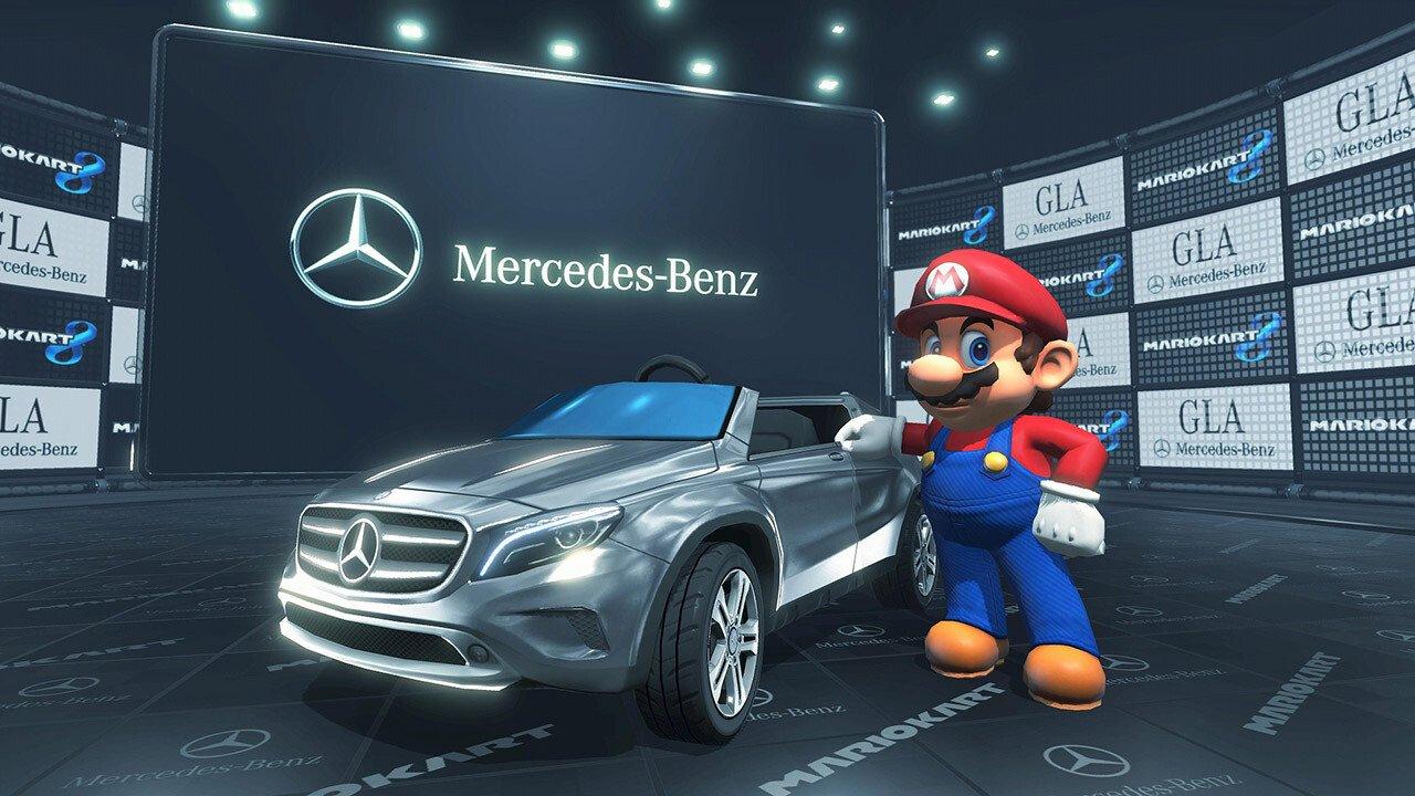 Mario Kart 8 DLC Announced - 2014-05-29 10:02:00