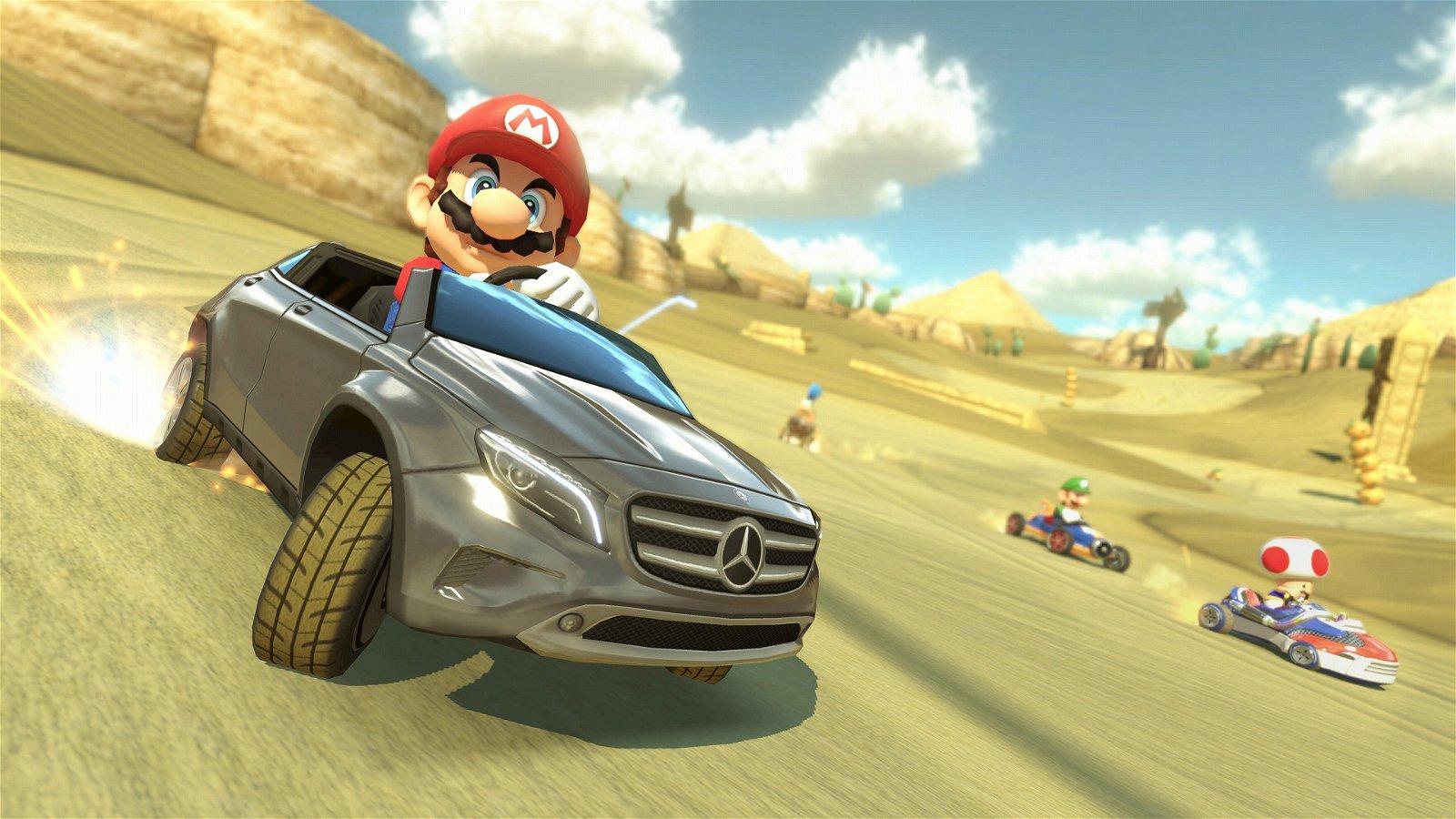 Mario Kart 8 Dlc Announced - 2014-05-29 10:04:13