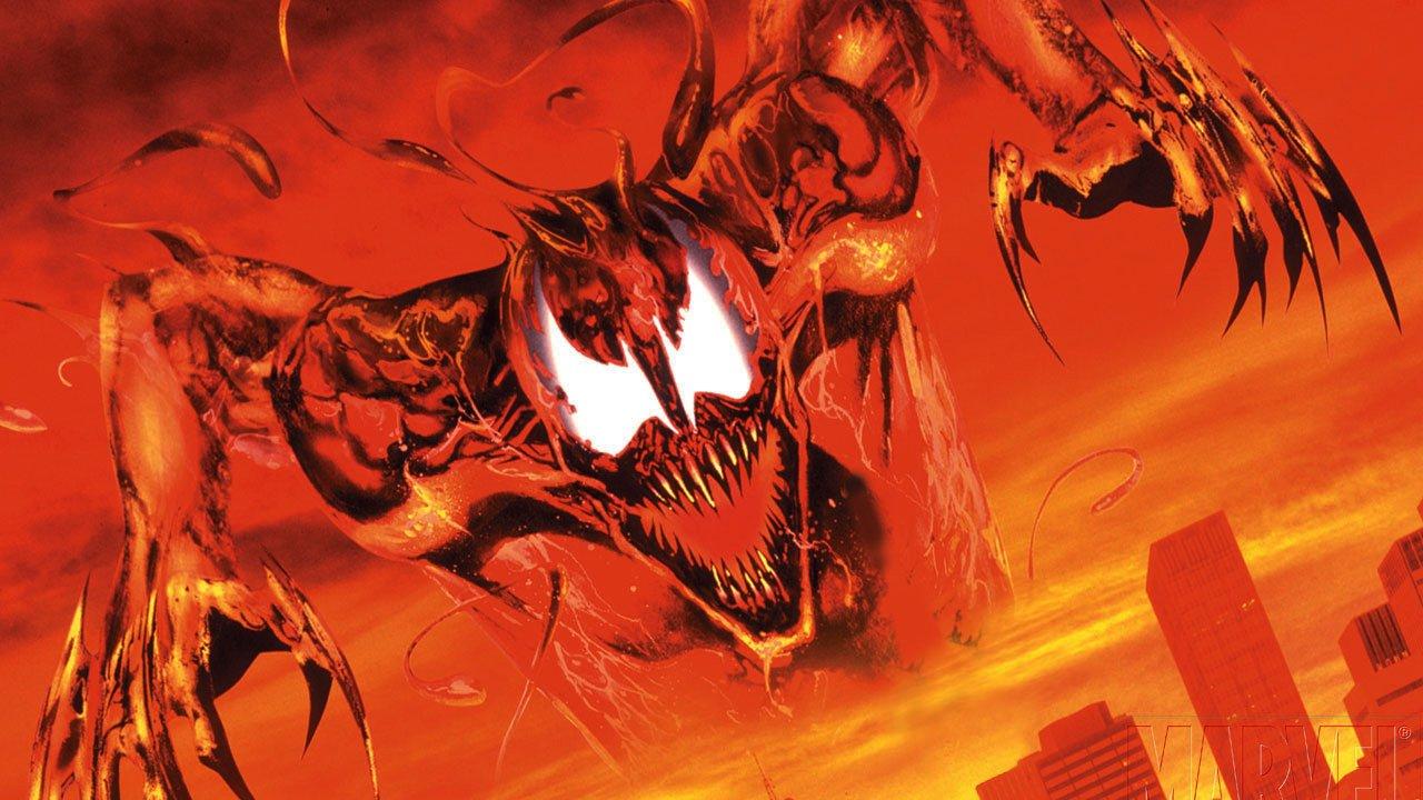Retro Throwback Spider Man And Venom Maximum Carnage Cgmagazine